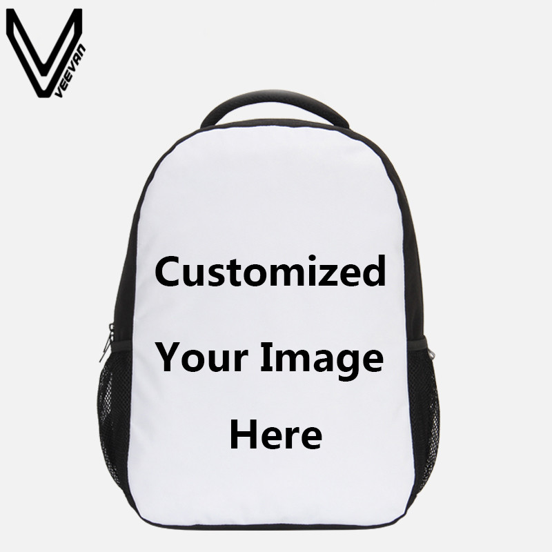 Veevanv Unique Personalized Cusomized School Bags 3d Printing Laptop