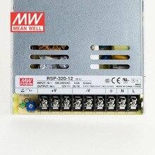 RSP-320; 5/12/15/24/27/36/48V meanewll фирменный выключатель питания импульсного режима