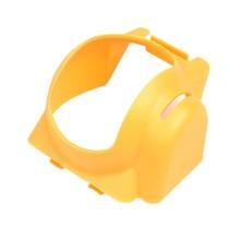 Digital camera Lens Flare Solar Hood Sunshade Cap Anti-Glare Digital camera Gimbal Protector for DJI Mavic PRO Aerial Images Video – Yellow