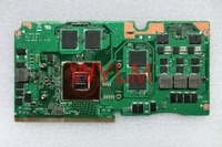 Original G750JM GTX860M GTX 860M GDDR5 2G VGA Graphics Video Card Board G750JM MXM N15P G2
