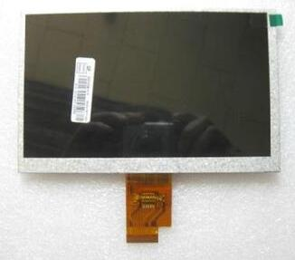 Witblue New LCD Display Matrix For Prestigio MultiPad pmp5770d Prime Duo Tablet inner LCD screen panel Module Replacement