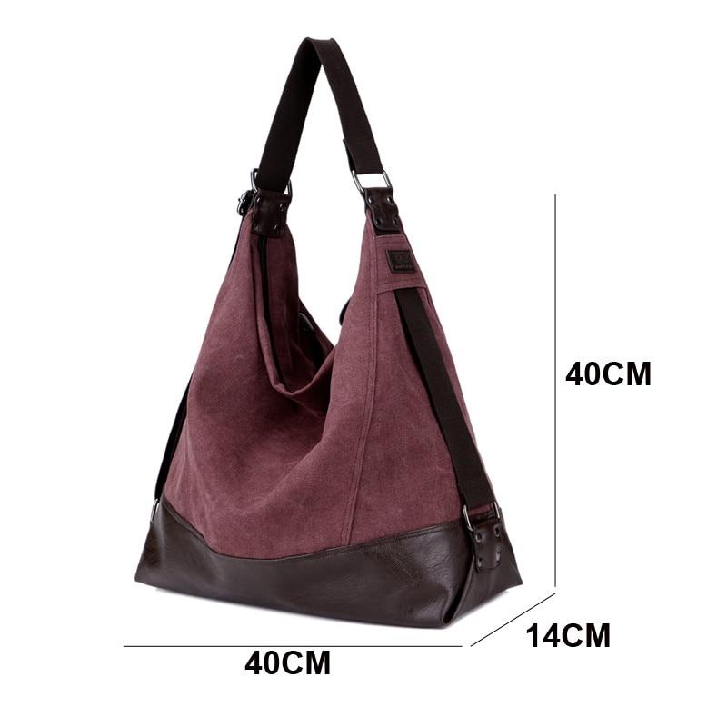Manjinghong Hot Selling Men Canvas Hanbags Women Hand Bags Large Capacity Tote Vintage Handbags High Quality Casual Canvas Bags