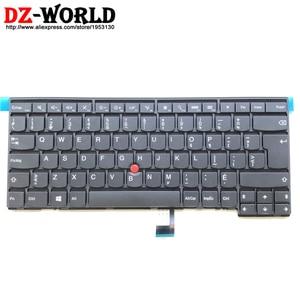 New/Orig French Canadian Keyboard for Thinkpad T440 T440S T431S T440P T450 T450S L440 L450 L460 04Y0864 0C02255 04Y0826 00HW878