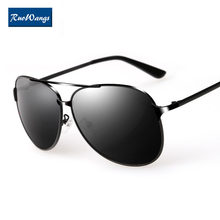 Branded sunglasses men polarized sunglasses driving glasses men sunglass polarized male sunglasses men sun glass(China)