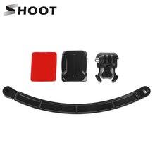 SHOOT Helmet Top Extension Arm Accessories for GoPro Hero 6 5 4 3 Session SJCAM SJ7