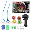 New Beyblade Gyro Toy Fight Masters Metal Fusion Constellation Rapidity Battle Set