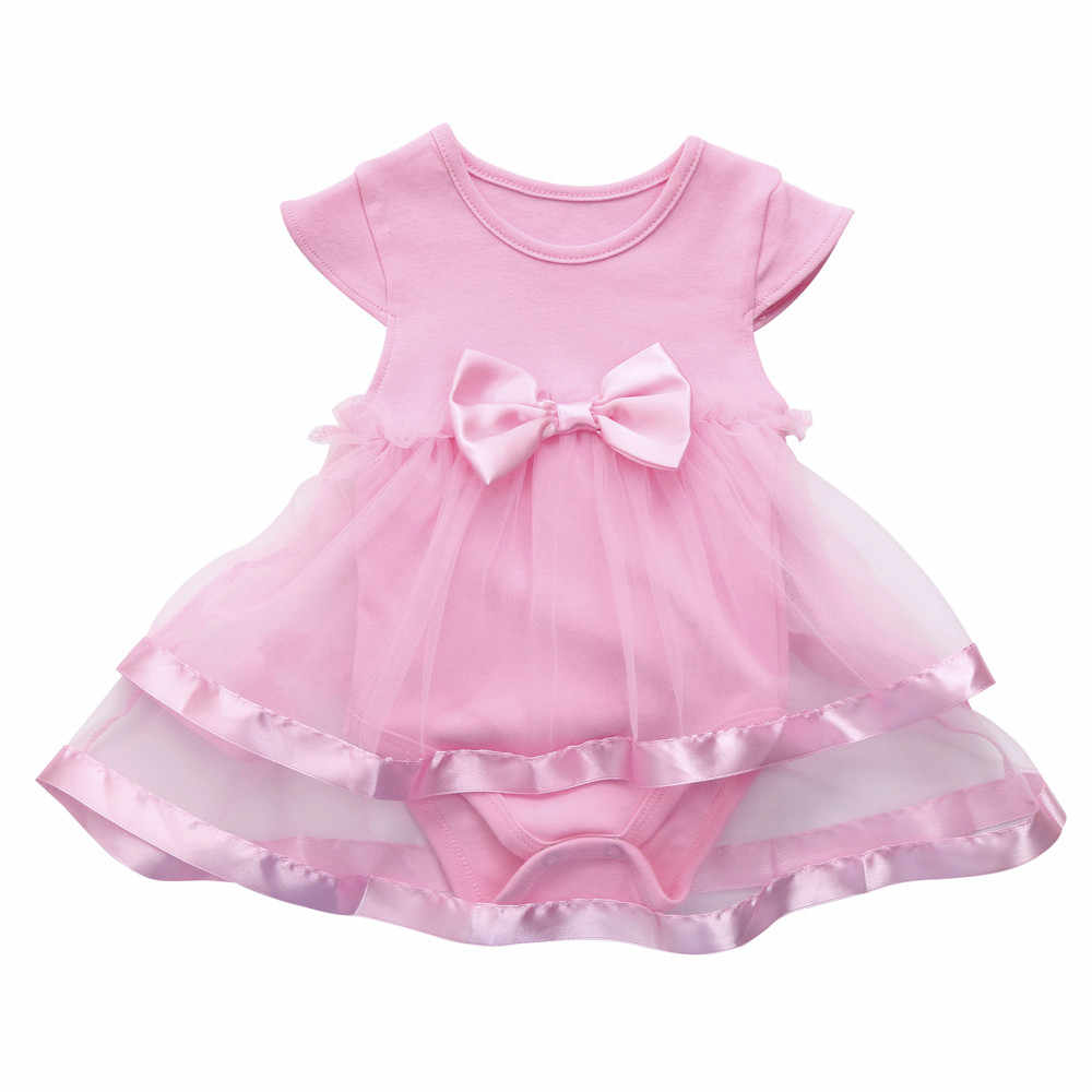 Для маленьких девочек Детские вечерние платья для маленьких девочек Платье-пачка для дня рожденья платье принцессы с бантом в стиле пэчворк комбинезоны детские одежда Vestido De Verao * 20