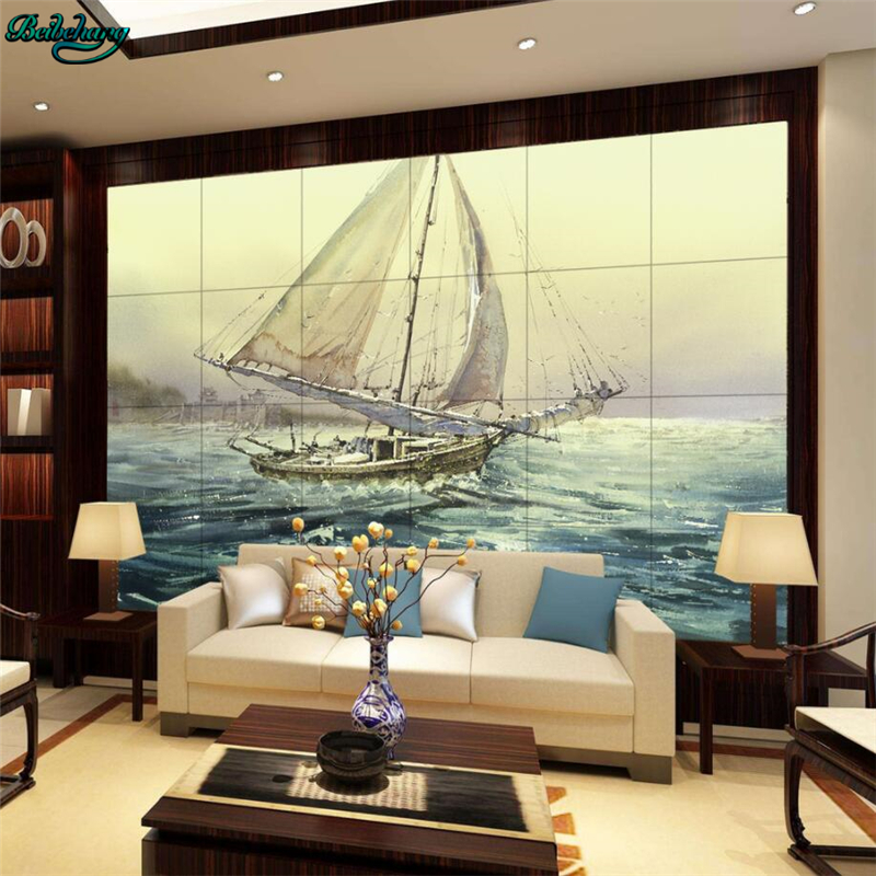 Seaside Wall Decor Gallery - home design wall stickers
