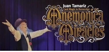 Juan Tamariz - Mnemonica Miracles Vol.1-5-Magic Tricks