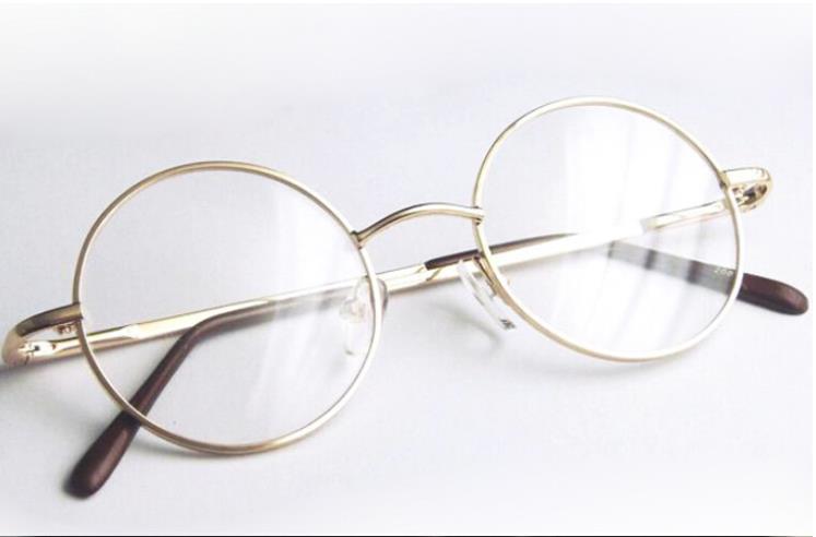 52mm Size Retro Vintage Eyeglass Frame Glasses Harry Potter Style ...