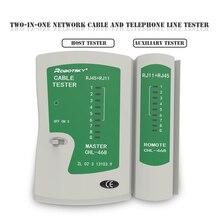 Hot selling Network Cable Tester RJ45 RJ11 RJ12 CAT5/ Cat 5e / Cat 6 UTP LAN Cable Tester Networking Tool
