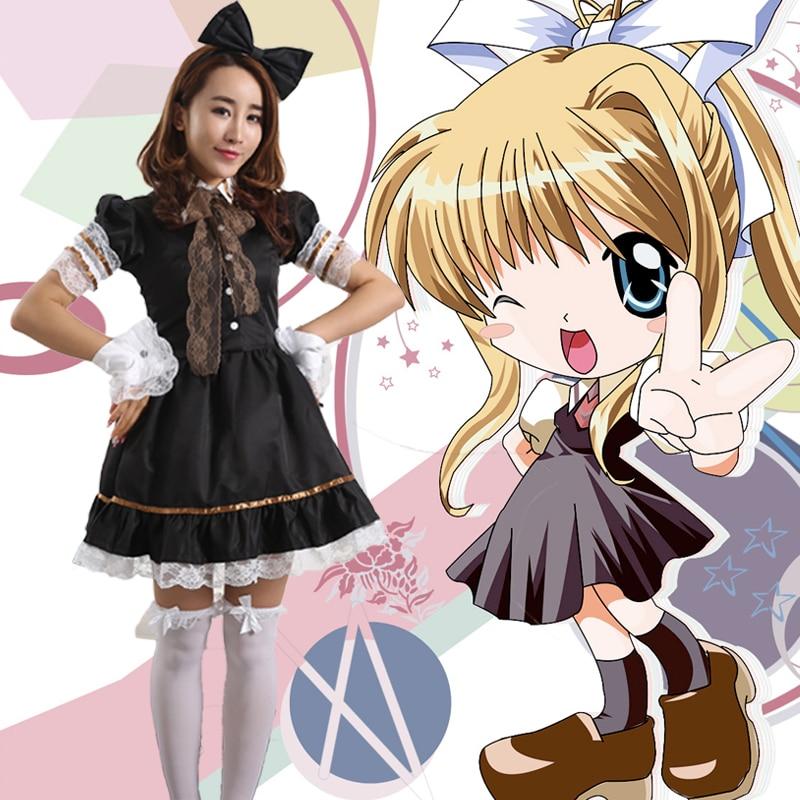 Anime Rozen maiden Traumend  Oubertuere Black Gothic Lolita Dress cosplay costume