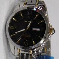 Для мужчин автоматические часы Вольфрам Сталь Водонепроницаемый 2018 новая МО Для мужчин t спортивные наручные часы лучший бренд класса люкс