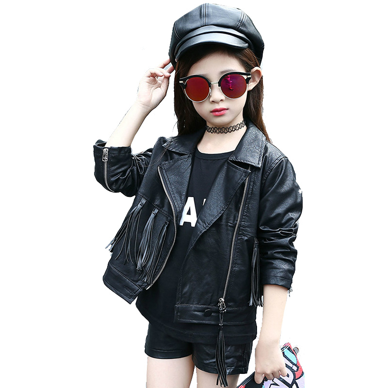 Compare Prices On Leather Jacket Girls- Online Shopping/Buy Low Price Leather Jacket Girls At ...