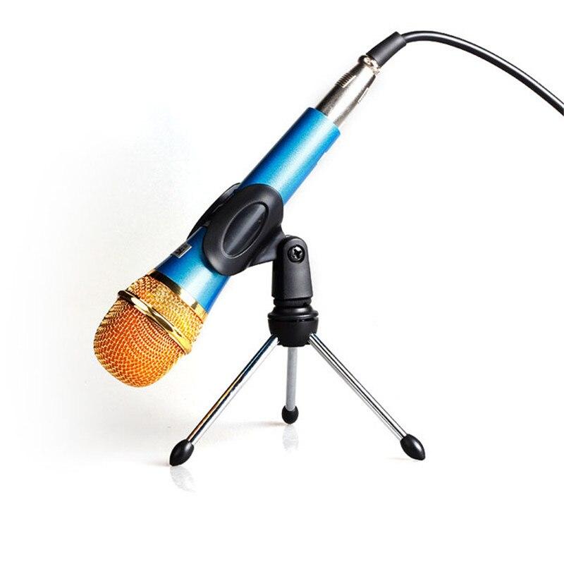 Bescheiden 2017 Neueste Einstellbare Metall Schreibtisch Top Mic Mikrofon Clamp Clip Halter Ständer Stativ Großhandel Preis Hohe Qualität Jan20