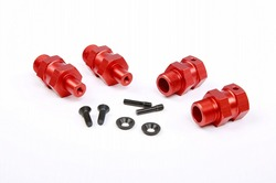 front and rear wheel extender set for 1/5 HPI KM ROVAN baja 5b 5ss 5t 85313