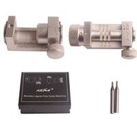 Original KLOM Key Copy Cutting Machine Car Key Clamp Set for Ford Jaguar Mondeo Transit Auto Locksmith Tools Fixture Parts