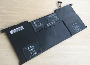 Image 3 - 4800mAh 7.4V C23 UX21 C23UX21 asus Zenbook UX21 UX21A UX21E Ultrabook シリーズ