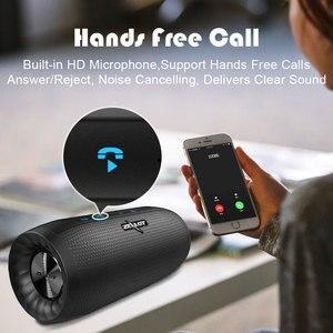 ZEALOT S16 Новый 3D стерео Bluetooth динамик Портативный беспроводной бас Колонка сабвуфер динамик s с TF слот для карты AUX микрофон