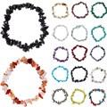 Moda contas de Pedra Natural para mulheres homens charme Estiramento pulseiras jóias feitas à mão frete grátis azul