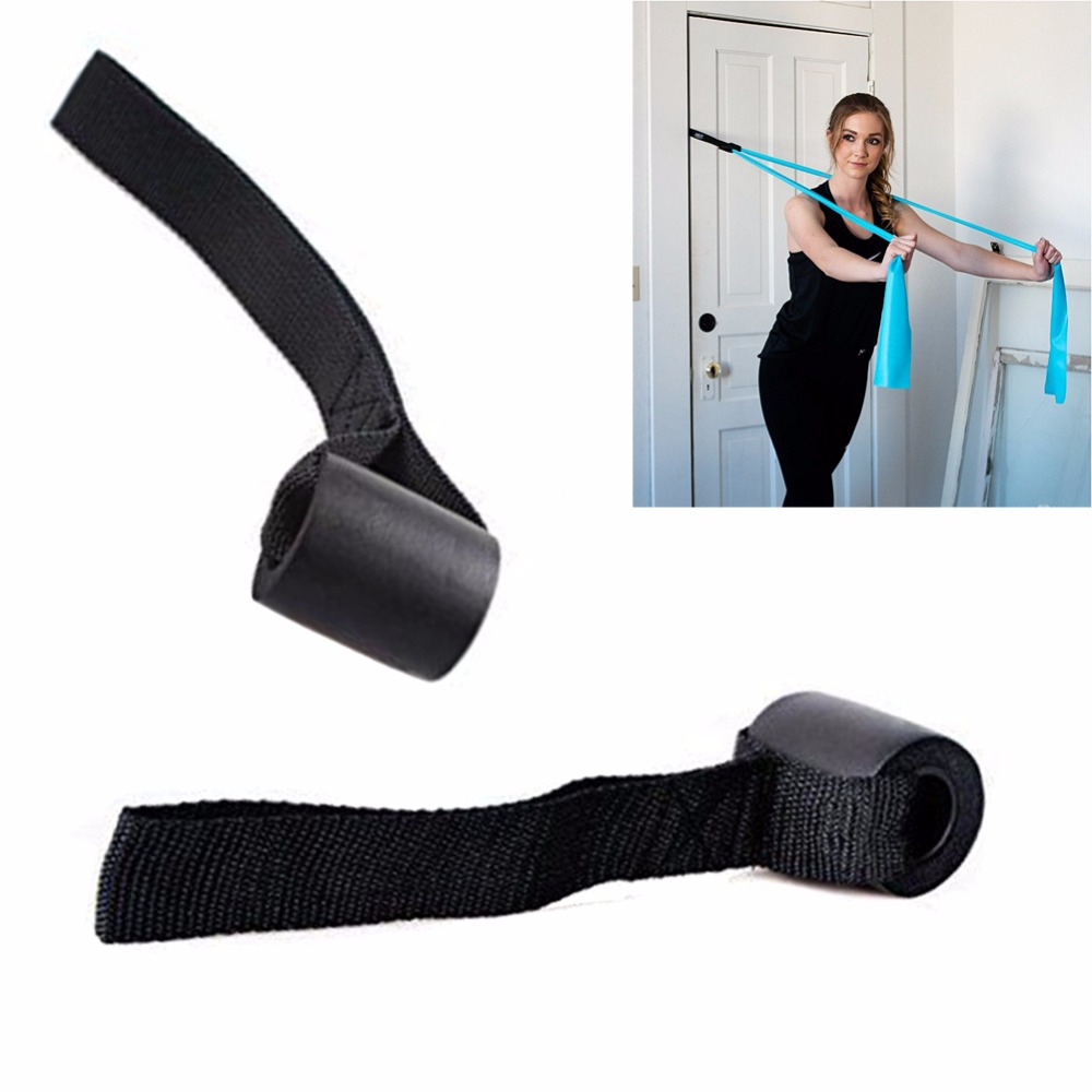 Exercise Bands Door Anchor: Aliexpress.com : Buy Fitness Resistance Bands Door Anchor