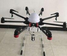 8 eixo 10 KG 10L protecção Agrícola pesticidas proteção UAV Drone multi-eixo Agrícolas Para Polvilhar RTF