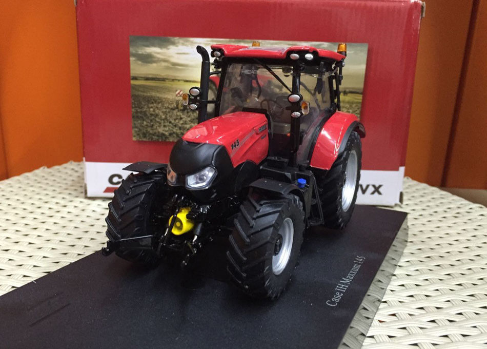 Universal hobbies UH5266 Case IH Maxxum 145 CVX 2017 Version 1/32 Scale Tractor цена