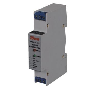 TOWE AP-D10-48V  single phase low-voltage power protect Imax:6.5KA,Un:48V Up:260V surge protective device towe ap npe d20 power series surge protective device 1 npe modular imax 20ka 8 20 n pe surge arresters
