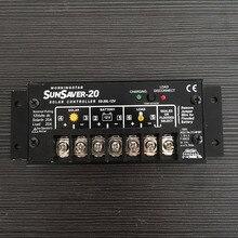 משלוח חינם Prostar Sunsaver 20A 12V מורנינגסטאר שמש תשלום בקר SS 20A PV שמש מטען בקר