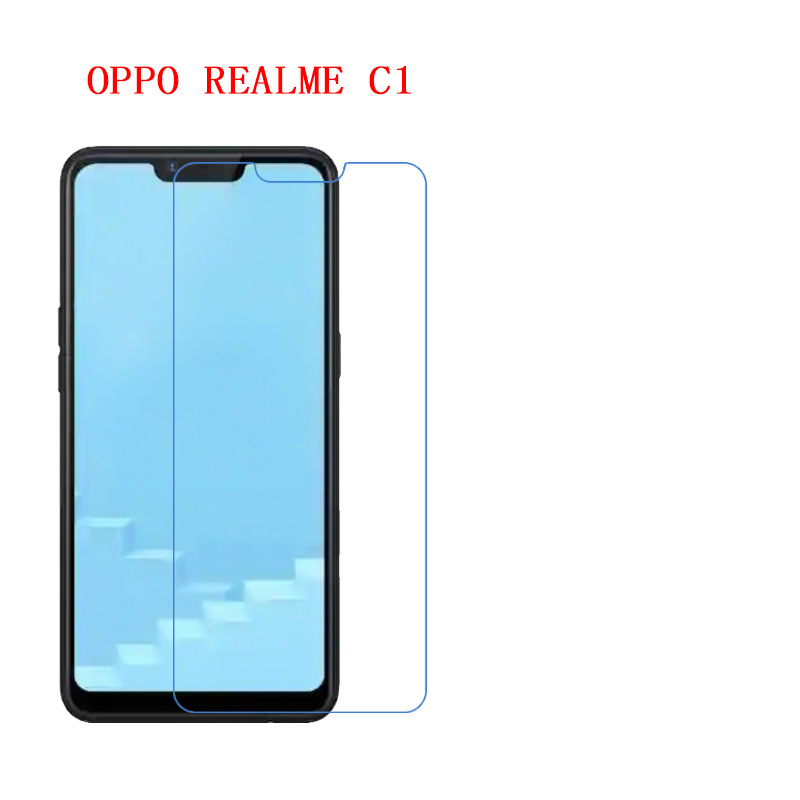 (3-Pack) For OPPO REALME C1  9H  Flexible glass Super impact resistant explosion-proof Screen Protector
