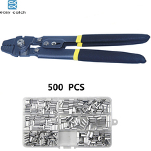 Easy Catch Stainless Steel Multifunctional crimperPliers for