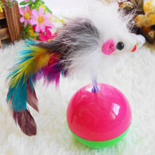 Pet products new funny cat toy mouse tumbler Cat Toys Interactive Cat Toys Pet Supplies catsplaying popular cats love 5zcx422