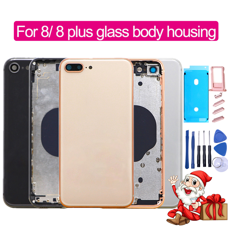 Assembly Button Back-Housing Body-Battery-Cover Glass Aaa-Chassis Rear-Door-Frame Sticker--Tool