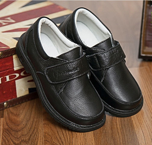 High quality children shoes boys shoes kids leather shoes breathable genuine leather child kids fashion shoes