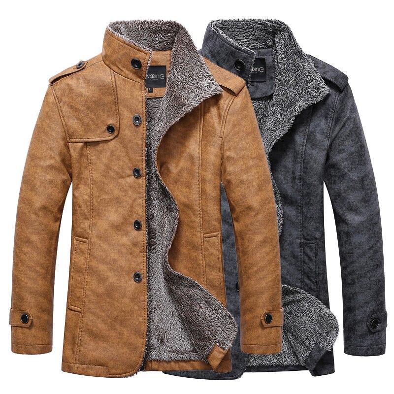 2018 Весенняя Новинка стиль Для мужчин повседневная модная утепленная куртка плащ Для мужчин высокого качества пальто Куртки ветровка полный размер M 4XL - 5