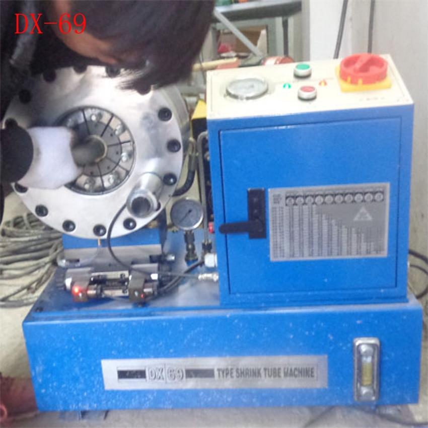 Hidraulikus krimpelőgép DX-69 14-51MM 4KW - Elektromos kéziszerszámok - Fénykép 1