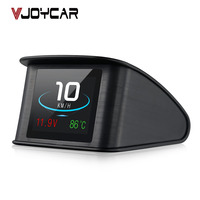 VJOYCAR 2017 New Automobile On board Computer Car Digital GPS OBD Driving Computer Display Speedometer Coolant Temperature