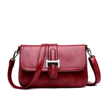 2019 High Quality Leather Luxury Handbags Women Bags Designer Messenger Shoulder Crossbody Bags For Women Ladies hand bags sac leather bags women luxury handbags women bags designer shoulder bags crossbody bags women high quality