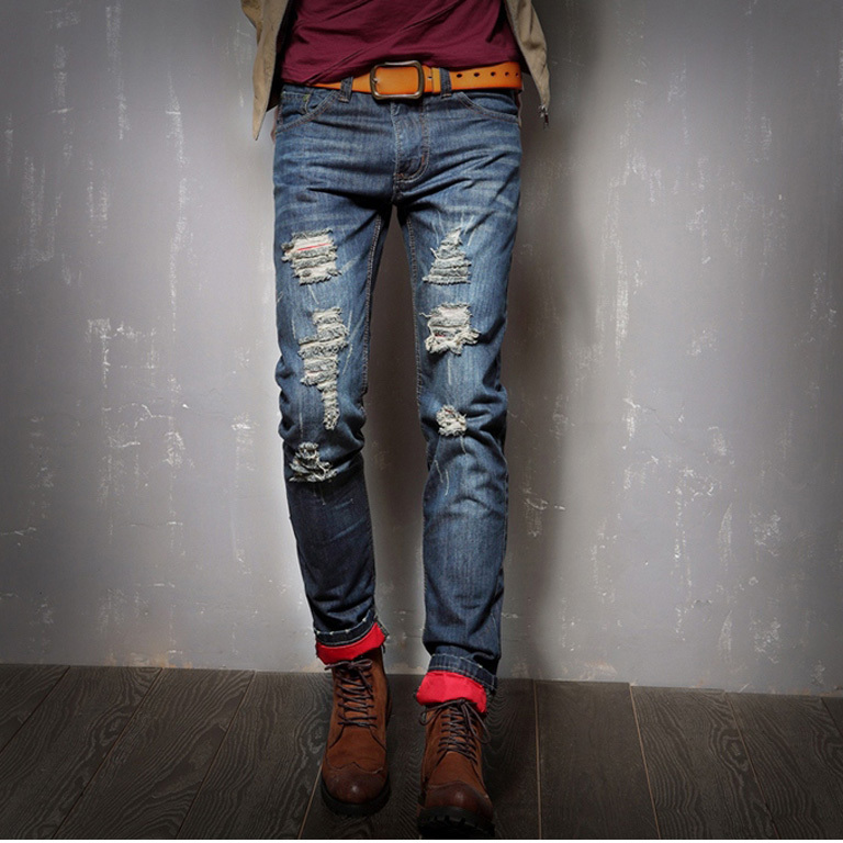 Ripped Jeans For Men Online Shopping | Jeans To