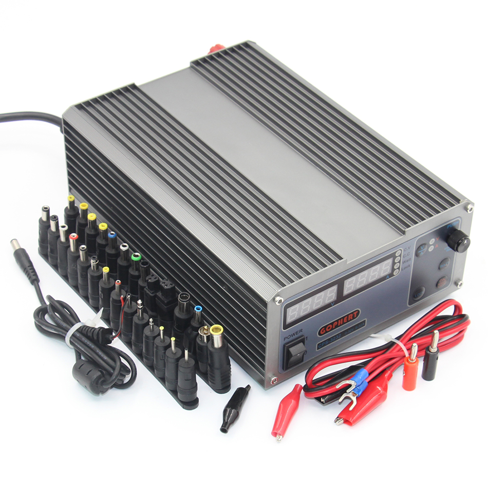 Mini CPS-3232 DC Power Supply DC adapter OVP/OCP/OTP low power 110V - 230V 0-32v 0-32A cps 6003 60v 3a dc high precision compact digital adjustable switching power supply ovp ocp otp low power 110v 220v
