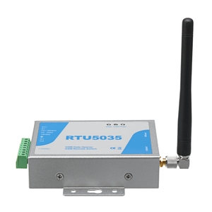 Image 5 - Uzaktan kapı kontrol telefon açacağı sallayarak operatörü açma Gsm kapı kablosuz Rtu5035 erişim 900/1800 Mhz açacağı anahtarı Rela
