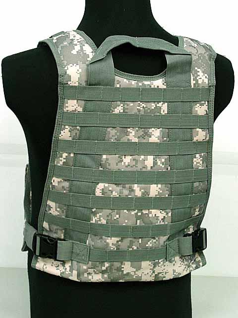 US Marine tactical sports vest Assault Plate Carrier Vest Digital ACU Camo original yinhe milky way galaxy nr 50 rosewood nano 50 table tennis pingpong blade