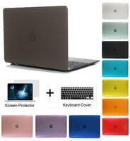 2016 Wood Grain Hard Case For Apple Macbook Air Pro 11 12 13 15 Retina Bag