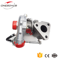 OEM 1515A029 Exhaust Turbo Charger Charging system for mitsubishi 4D56 HP 2.5 DI D 4WD (KB4T)