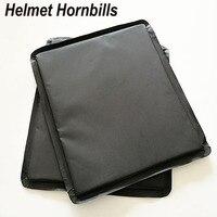 Helmet Hornbills Ultra Lightweight NIJ LEVEL IIIA 0101 06 Soft Ballistic Panels 10 X 12 Bullet