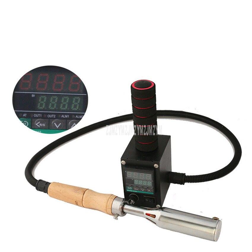 Machine de marquage à chaud portative de marque de marque en bois PU en cuir LOGO en relief Machine de marquage électrique 220 V/110 V