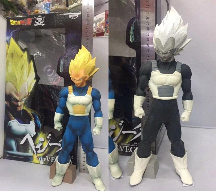 Offre spéciale bande dessinée Anime Akira Toriyama Dragon Ball Z Suer Saiyan Prince végéta IMSP énorme Banpresto13 pouces figurine