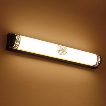 New led mirror front lights retro lighting European wall lamp bathroom lights vintage vanity mirror lamp lw413308
