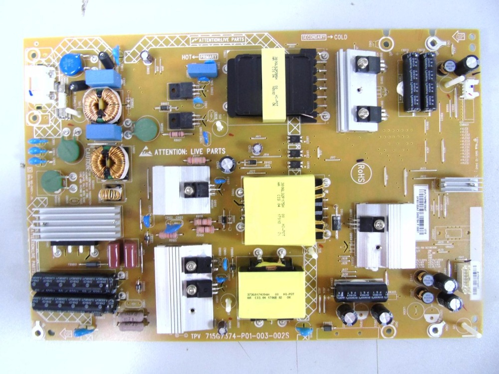715G7374-P01-003-002S Good Working Tested
