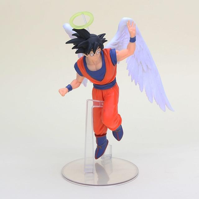 Adeus Anjo DS goku Son Goku DRAGON BALL Dragonball Z vol.1 VITRINE DRAMÁTICA 5th figura toy modelo